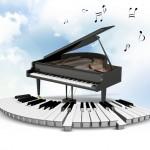 ピアノ練習室のイメージ画像