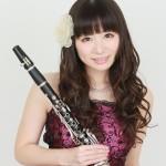 木村優子先生はクラリネット奏者。美しいクラリネットの旋律を奏でます