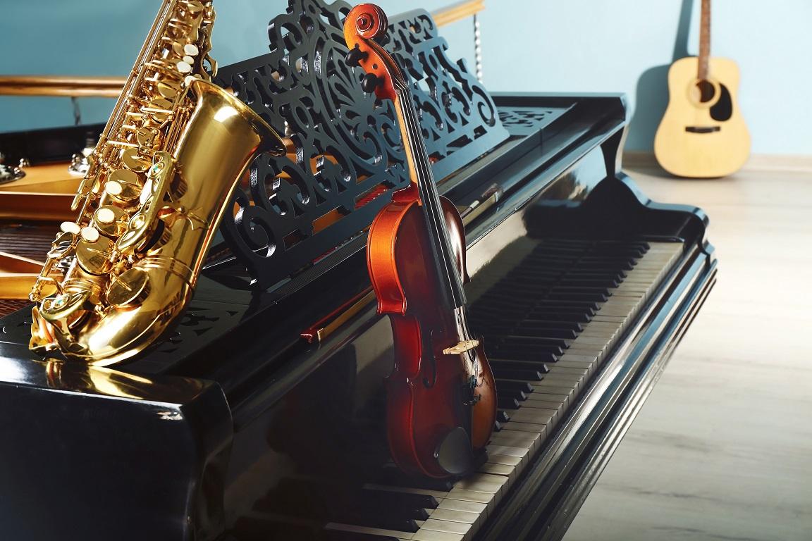 大人のピアノとヴァイオリン