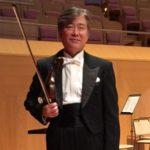 ヴァイオリン講師 松林先生