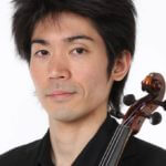 ヴァイオリン講師 白尾先生